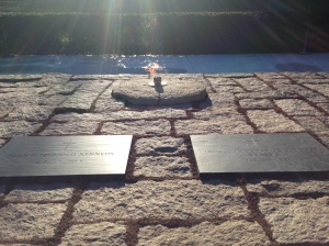Kennedy Graves and the Eternal Flame