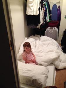 hp closet