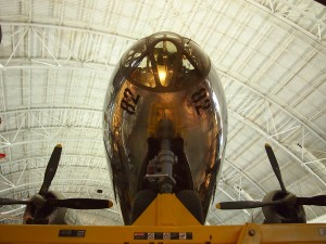 Enola Day - dropped the atomic bomb on Hiroshima
