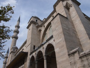 Süleymaniye Mosque (The Magnificent!)