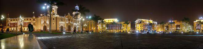 historic lima